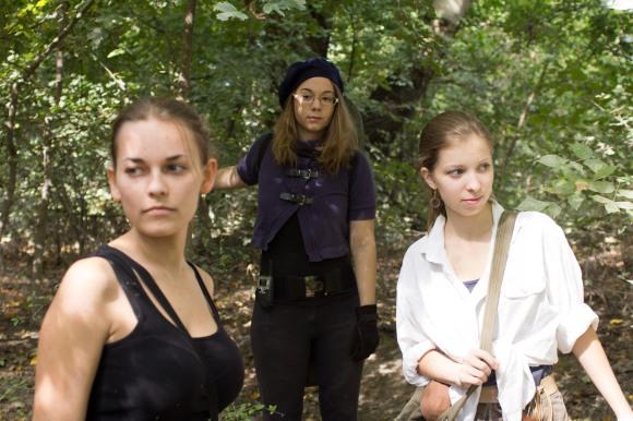 Figyel a három lány