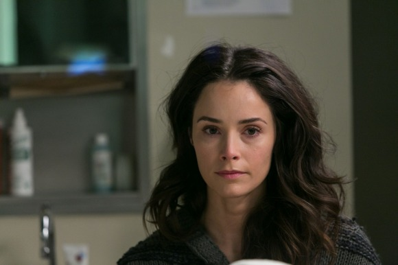 "Abigail Spencer - in the SundanceTV original series ""Rectify"" - Photo Credit: Tina Rowden"